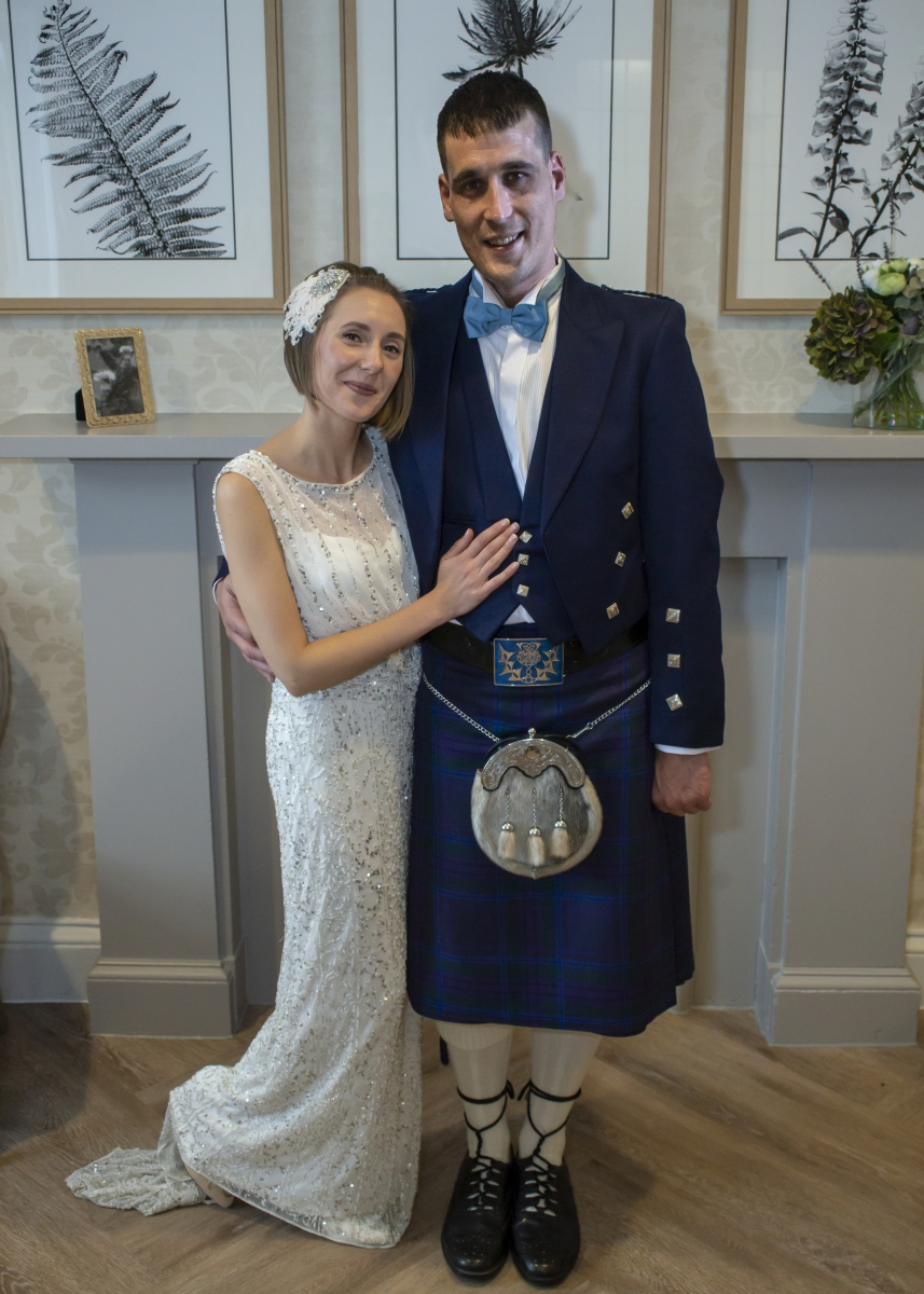 Edinburgh City Chambers Wedding Photography-17