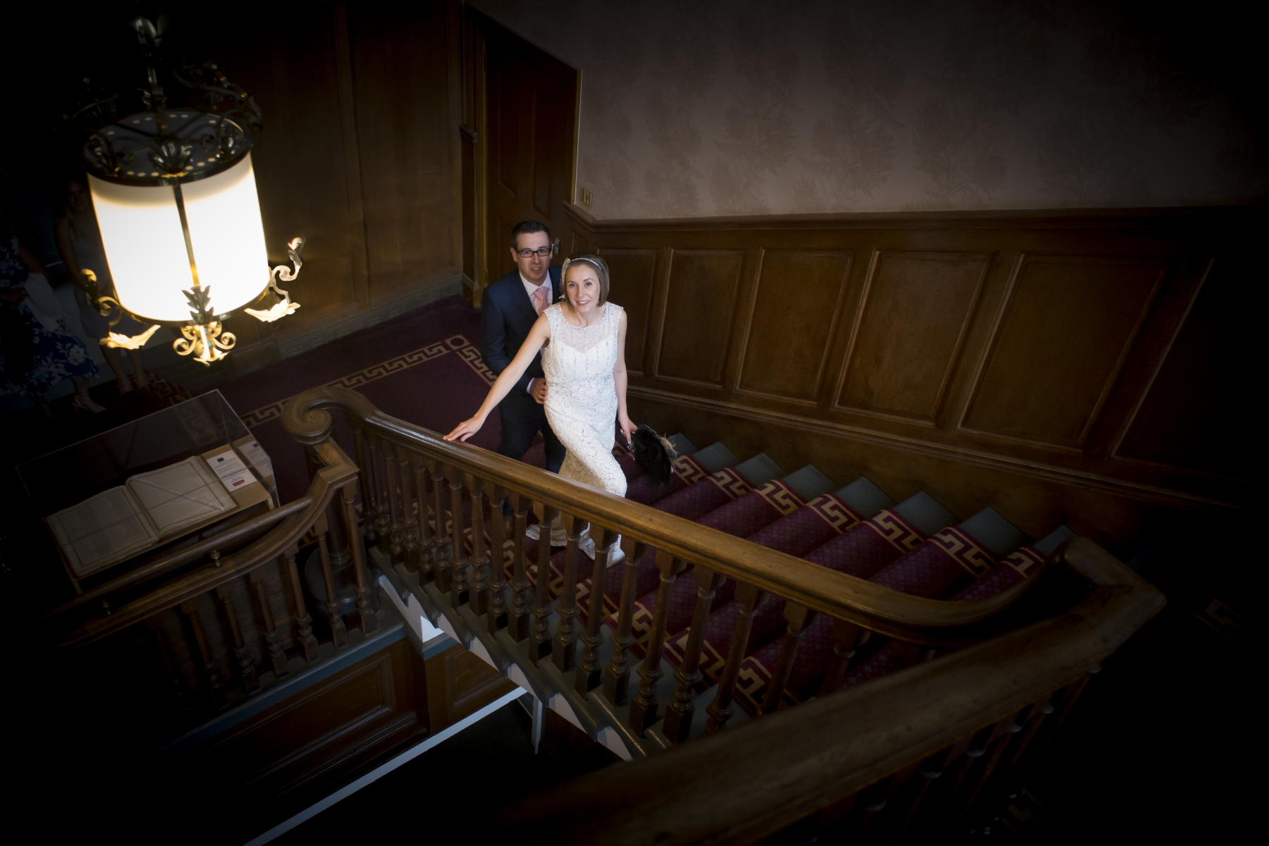 Edinburgh City Chambers Wedding Photography-19
