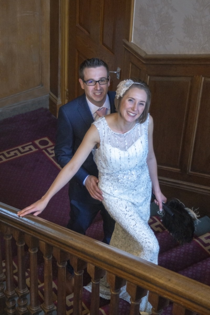 Edinburgh City Chambers Wedding Photography-20