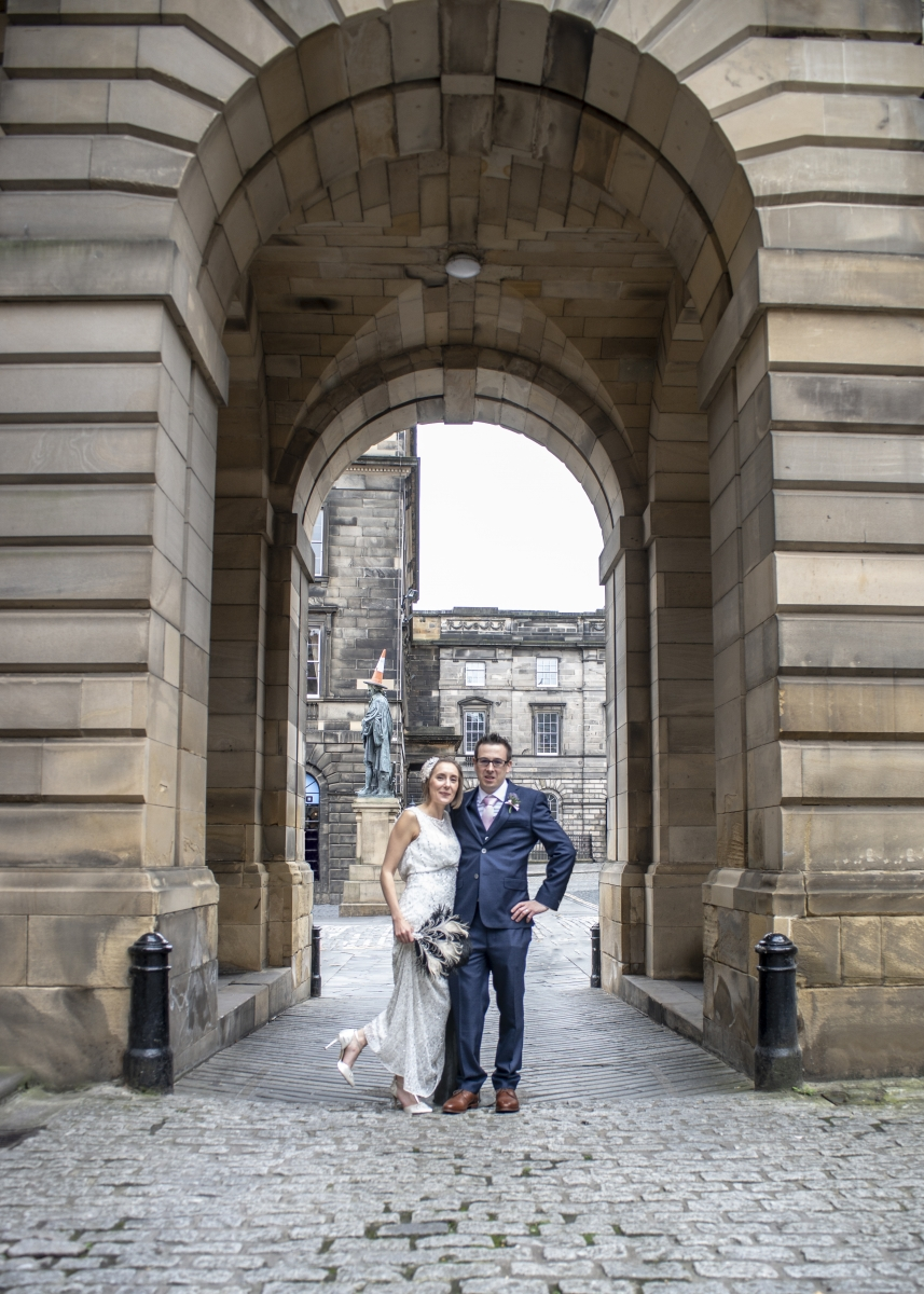 Edinburgh City Chambers Wedding Photography-24