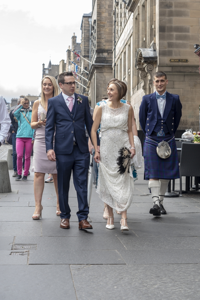 Edinburgh City Chambers Wedding Photography-26