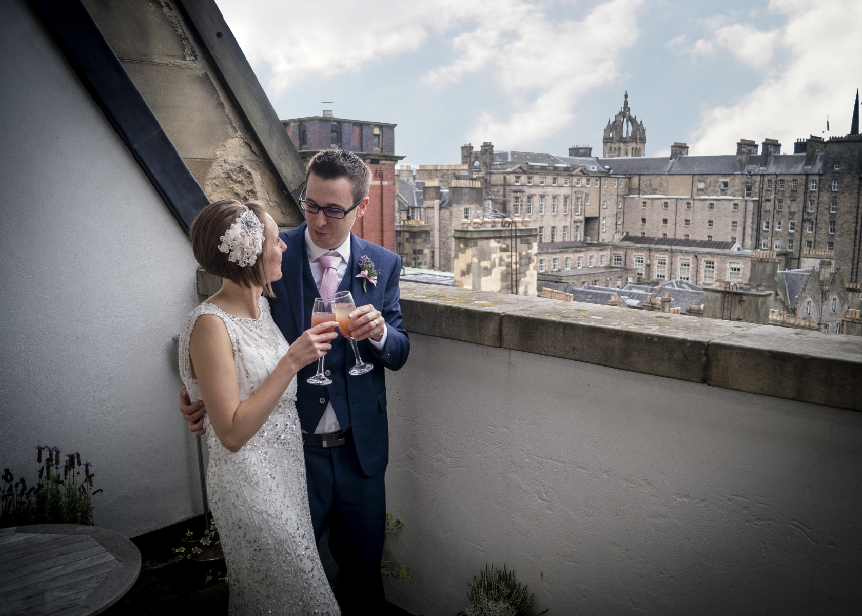 Edinburgh City Chambers Wedding Photography-33