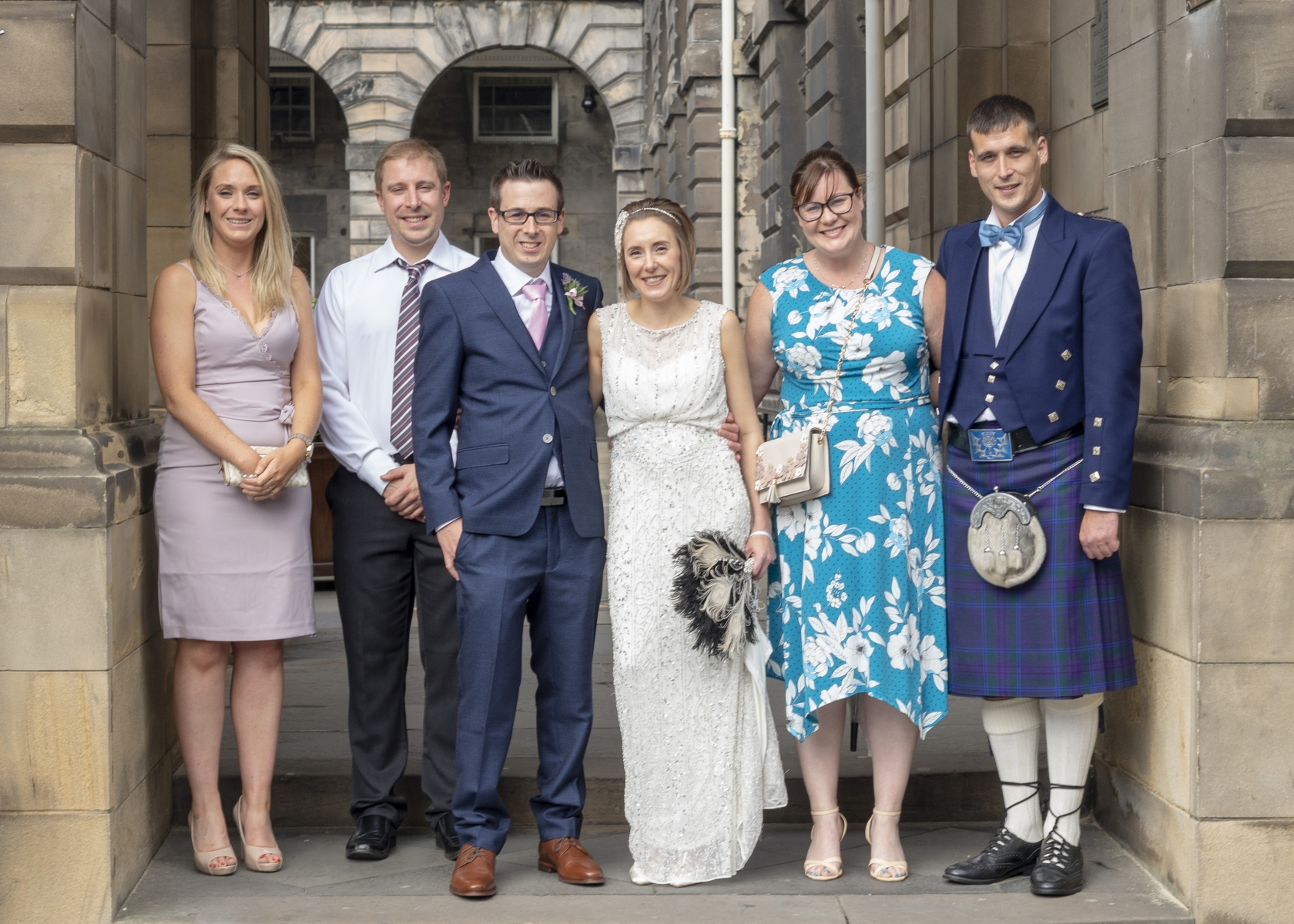 Edinburgh City Chambers Wedding Photography-73