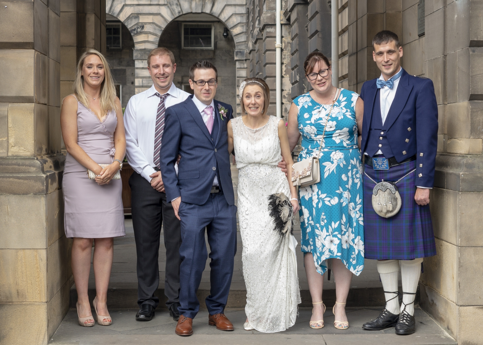Edinburgh City Chambers Wedding Photography-74