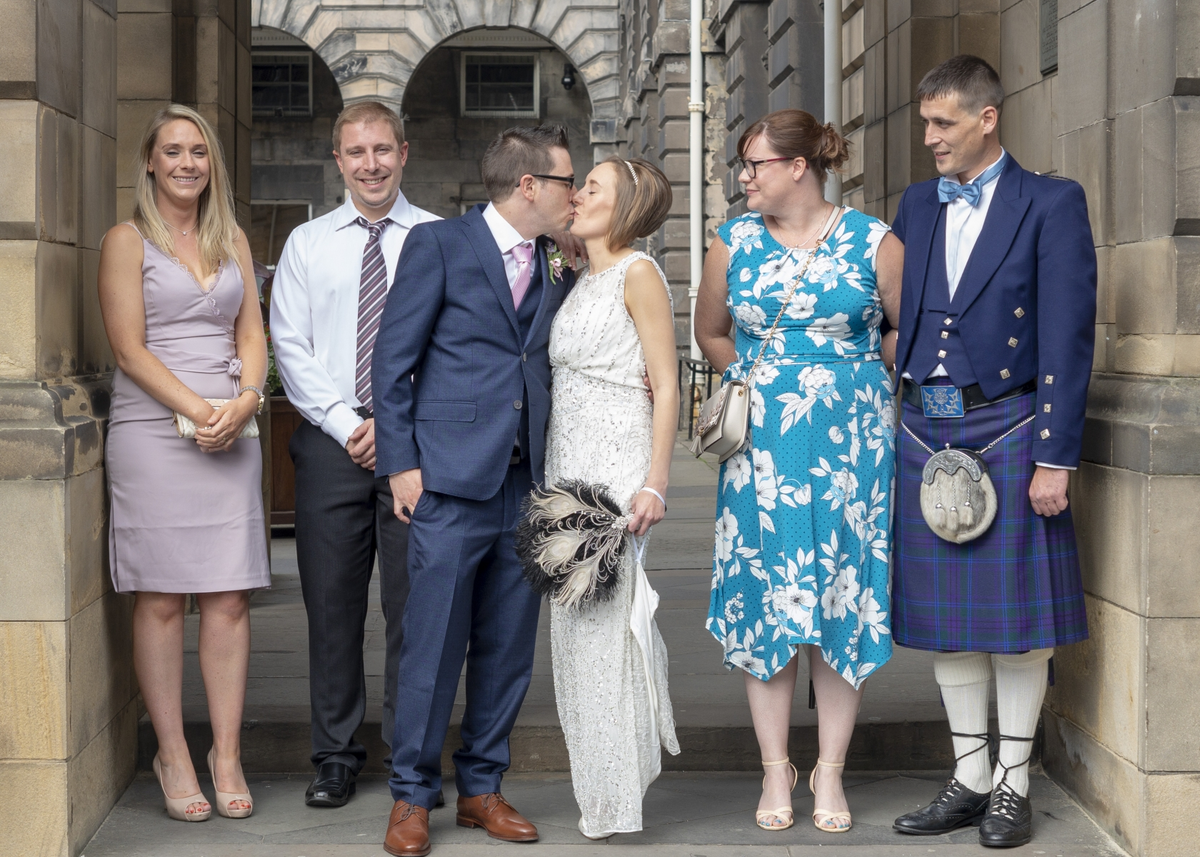 Edinburgh City Chambers Wedding Photography-75