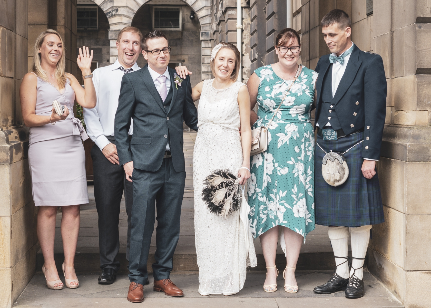 Edinburgh City Chambers Wedding Photography-76