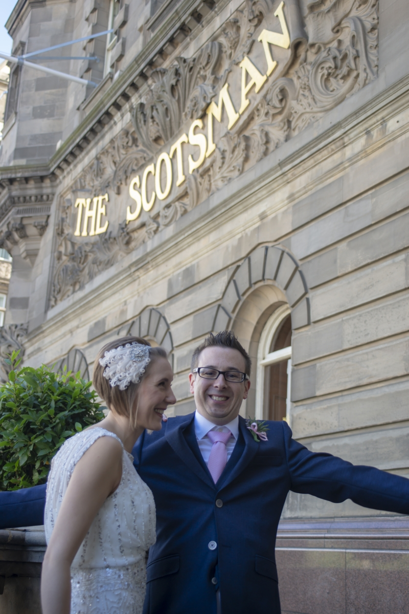 Edinburgh City Chambers Wedding Photography-82
